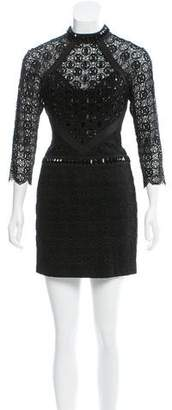 Sass & Bide Folding Star Lace Dress w/ Tags