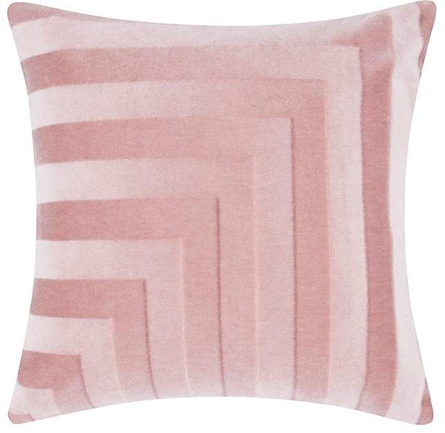 Deco Mohair-Cotton Pillow
