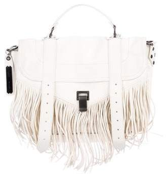 Proenza Schouler Fringe PS1 Crossbody Bag