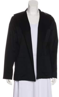 Max Mara Cashmere Open Front Jacket