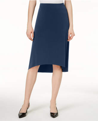 Alfani High-Low Pull-On Skirt