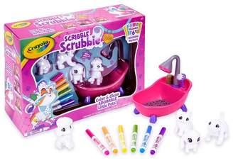 Crayola Scribble Scrubbie Pets Scrub