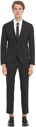 Tokyo Stretch Wool Gabardine Suit $1,465 thestylecure.com