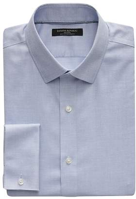 Banana Republic Camden Standard-Fit Non-Iron French Cuff Shirt