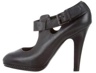 Bottega Veneta High-Heel Ankle Boots