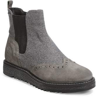 Bugatti Sparkling Suede Ankle Boots