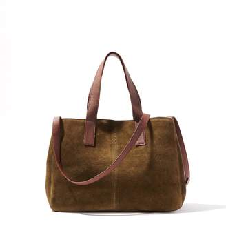 La Redoute Collections Leather Handbag
