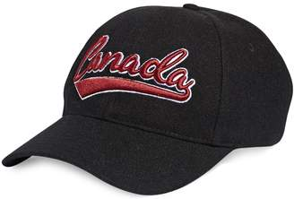 Canadian Olympic Team Collection Wool-Blend Canada Baseball Cap