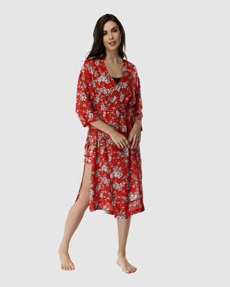 Deshabille Blossom Robe