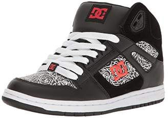 DC Women's Rebound High TX SE Skate Shoe-W