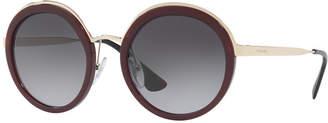 Prada Sunglasses, PR 50TS $430 thestylecure.com