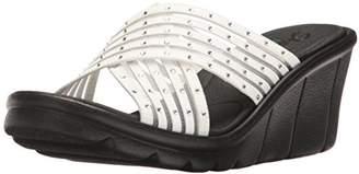Skechers Cali Women's Promenade Star Light Wedge Sandal