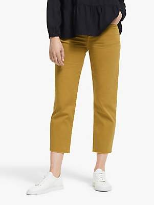 Armedangels Fjellaa Cropped Straight Leg Jeans