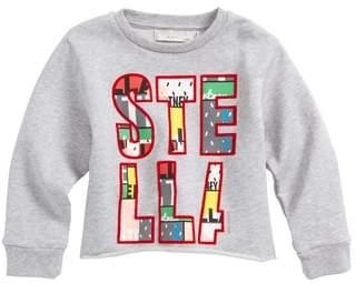 Stella McCartney June Crop Sweatshirt
