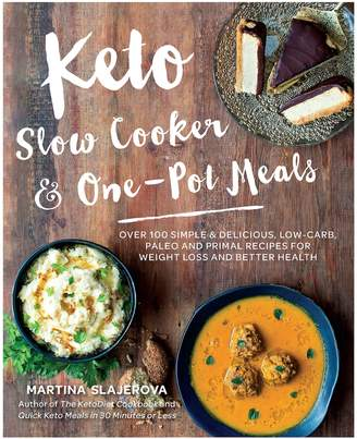 Quarto Publishing Keto Slow Cooker & One-Pot Meals