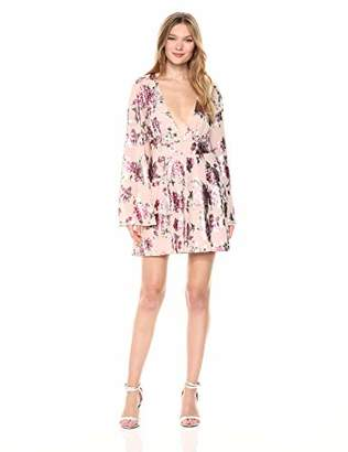 Show Me Your Mumu Women's Athena Mini Dress
