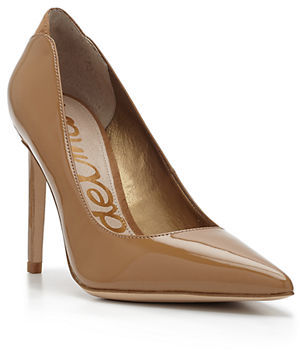 Sam Edelman Dea Pointed-Toe Pumps $109.95 thestylecure.com