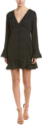 Harper Rose Polka Dot A-Line Dress