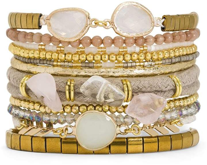Daisy - Typ Armband Manschette - rosa