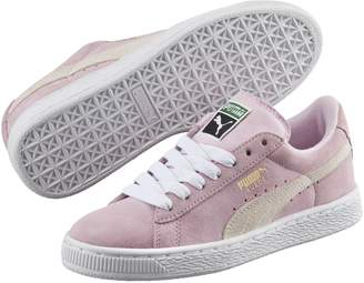Suede Preschool Sneakers