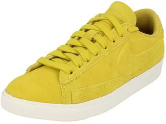 Nike Womens Blazer Low SD Trainers AA3962 Sneakers Shoes (UK 6 US 8.5 EU 40, Electric Blue White 300)