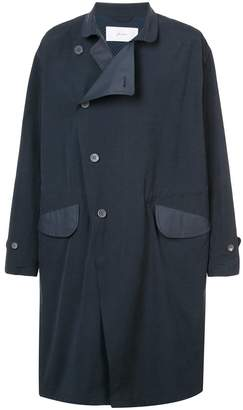 Julien David double breasted coat