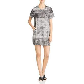 Kenneth Cole New York Womens T-Shirt Dress SM