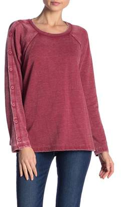 BB Dakota Mutual Feelings Fleece Top