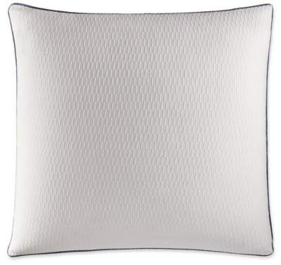 Trawler European Pillow Sham in Ivory