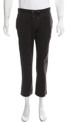 Louis Vuitton Woven Tonal Sweat Pants brown Woven Tonal Sweat Pants