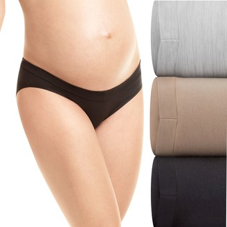 Playtex Maternity 3-pack V-Front Hipster Panties PMVFHS