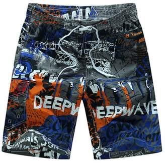 Trunks 577Loby Men Quick Dry Plus Size Shorts Surf Beach Sport Board Short Pants Swim 6XL