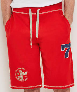 Joe Browns Mens Jersey Sweat Shorts with Elasticated Waistband