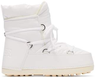 Trois VallAes Snow Boots - Womens - White