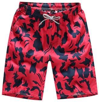 Trunks GARQEN Men's Quick Dry Shorts Casual Summer Beach Shorts Women Breathable Shorts XXL