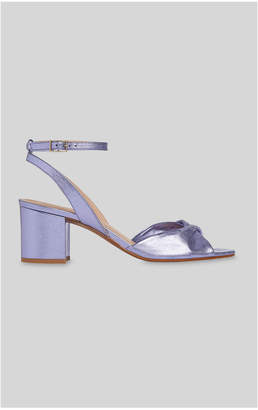 Whistles Tula Soft Twist Front Sandal