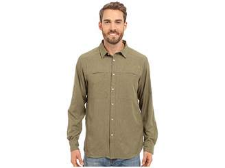 The North Face Long Sleeve Traverse Shirt Men's Clothing