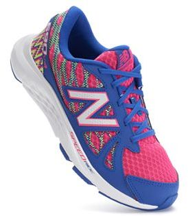 New Balance 690 v4 Speed Girls' Athletic Shoes $54.99 thestylecure.com
