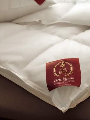 Brinkhaus Gem Hungarian goose down single warm duvet