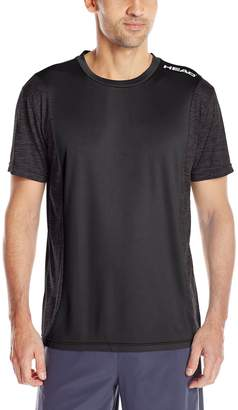 Head Men's Blade Performance Crew Neck Top