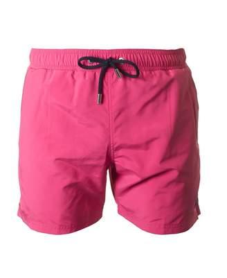 Paul & Shark Swimwear Paul Shark Swimwear Classic Logo Swim Shorts