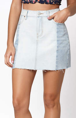 Pacsun Seamed Mini Skirt