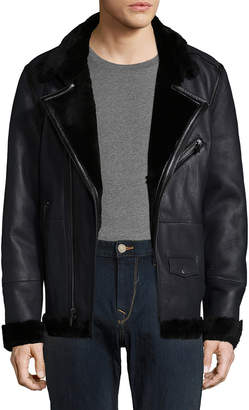 BLK DNM BLK Denim 76 Leather Jacket