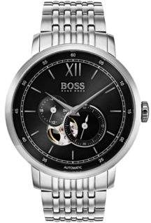 BOSS Hugo Signature Timepiece Classic, Stainless Steel Watch 1513507 One Size Assorted-Pre-Pack