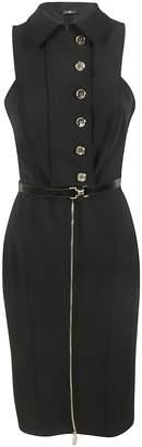 Elisabetta Franchi Celyn B. Belted Waist Dress