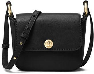MICHAEL Michael Kors Rivington Large Flap Crossbody Bag $198 thestylecure.com