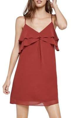 BCBGeneration Ruffle Cami Dress