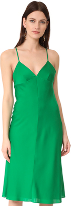 Milly Back Bias Dress $495 thestylecure.com
