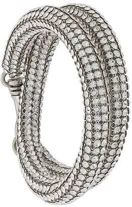 Swarovski Christopher Kane skinny double bolster bracelet