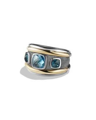 David Yurman Renaissance Ring with Gold
